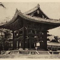 23. Колокольная башня Тодайдзи