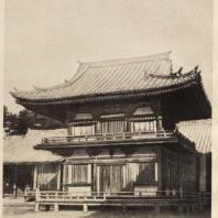 27. Барабанная башня Тосёдайдзи близ Нара