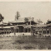 29. Храм Феникса в храмовом ансамбле Биодоин в Удзи близ Киото. 1053 г.