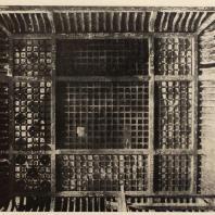 33. Резной навес храма Биодоин близ Удзи. XI в.