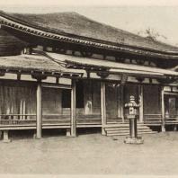 39. Храм Амиды в Хокайдзи. Ямасиро. 1-я половина XII в.