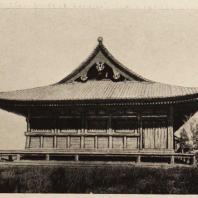 44. Главный храм Ренге-о-ин. 1266 г.