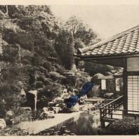 49. Сад Тисякуин в Киото. Конец XVI в.