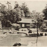 51. Чайный павильон в Кацура близ Киото. Конец XVI в.