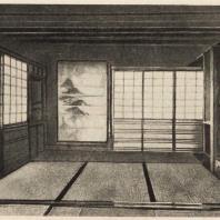 61. Чайный павильон храма Риукоин Дайтокудзи. Ямасиро. XVII в.
