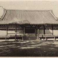 63. Кондо храма Ниннадзи. XVII в.