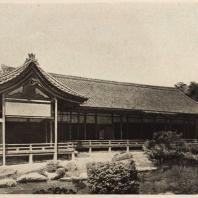67. Главное здание (санбоин) в храме Дайгодзи близ Удзи. Округ Киото. 1598—1606 гг.