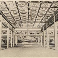 70. Главный зал храма Хонгандзи в Киото. 1594 г.
