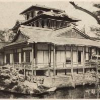71. Павильон в храме Ниси-Хонгандзи в Киото