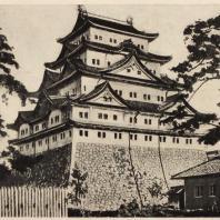73. Замок в Нагойя. 1610 г.