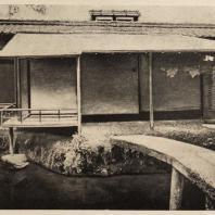 80. Чайный павильон Хигаси Хонгандзи в Осака (около 1700 г.)