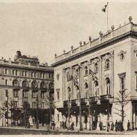 """85. Императорский театр и ресторан """"Токио-Кайкан"""". Токио. 1920—1930 гг."""