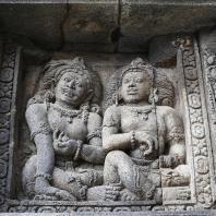 Центральная Ява. Храмовый комплекс Лара Джонгранг, первая половина X в. Фото: Alida Szabo