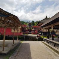 Индонезия, Бали. Храмовый комплекс Бесаких