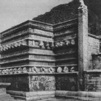 4. Вахалькада. Кантакачетия в Михинтале. I в. до н. э. — I в. н. э.
