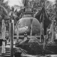8. Амбаттхалатхупа в Михинтале. I в.