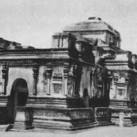 17. «Дом образа» — Тхупарама в Полоннаруве. XII в.