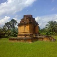 Индонезия, Суматра, Паданг Лавас, храмовый комплекс — бияро Бахал II