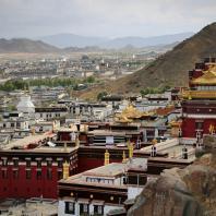 Шигатзе. Тибет