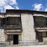 Гьянтзе. Тибет. Фото Rita Willaert
