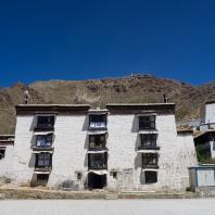Шигатзе. Тибет. Фото Rita Willaert